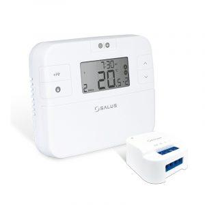 Bezdrátový programovatelný termostat